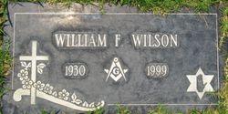 William Frederick Wilson, Sr