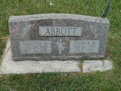 Ramona <I>Kobza</I> Abbott