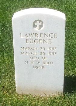 Lawrence Eugene Bird