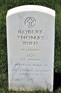 Robert Thomas Bird