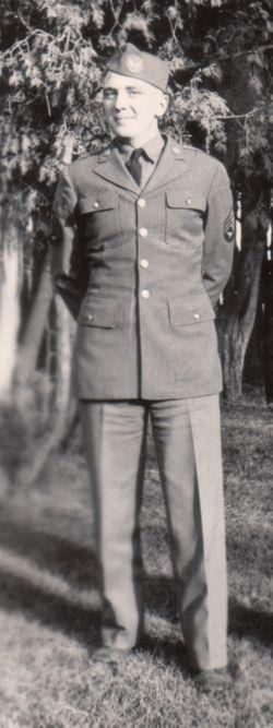 TSGT Gerhard Norman Renstrom