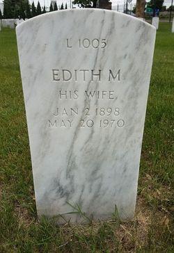 Edith M Gast