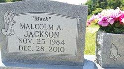 "Malcolm A. ""Mack"" Jackson"
