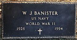 W J Banister