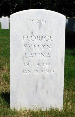 Florice Evelyn Latina