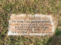 Frank Dears Henderson