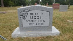 Billy Dean Biggs