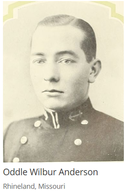 Oddle Wilbur Anderson