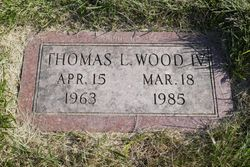 "Thomas Lewis ""Tom"" Wood, IV"