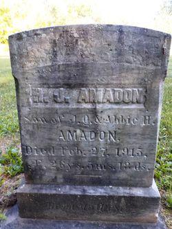 Harrison John Amadon