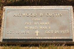 Artwood Blaine Custis