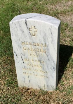 Herbert Gamble