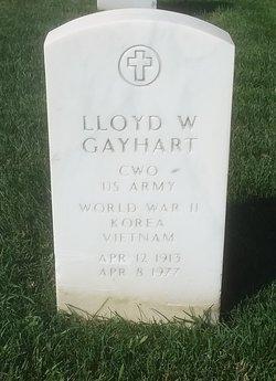 Lloyd William Gayhart