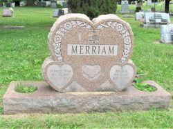Frances Jean <I>Sidle</I> Merriam