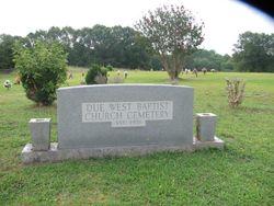 Due West Baptist Cemetery