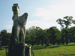 National Graveyard in Fiumei Street
