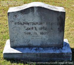 Adolphus Durant Weaver