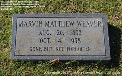 Marvin Matthew Weaver