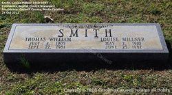 Louise <I>Millner</I> Smith
