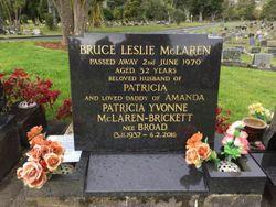 bruce mclaren (1937-1970) - find a grave memorial