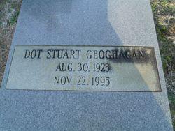 Dot <I>Stuart</I> Geoghagan