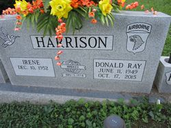 Donald Ray Harrison