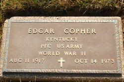 Edgar Copher