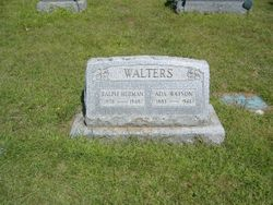 Ralph Herman Walters