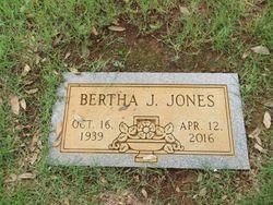 Bertha Jean Jones