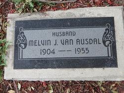 MELVIN John VAN AUSDAL