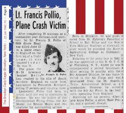 1LT Francis X Pollio