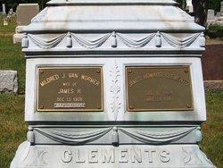 Mildred J. <I>Vanwormer</I> Clements