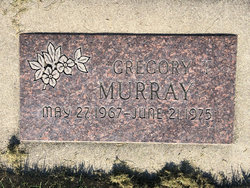 Gregory Thane Murray