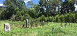 Rousseau-Clark Cemetery