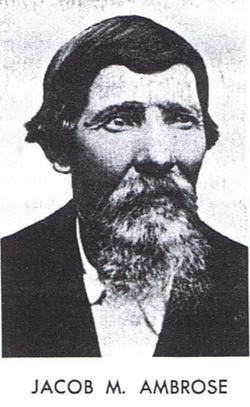 Jacob Marquis Ambrose