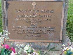 Doris May <I>Perry</I> Coffey