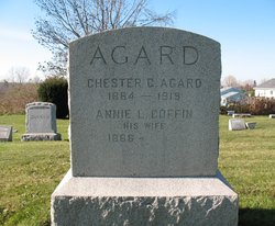 Chester C Agard