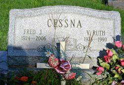 Fred J Cessna