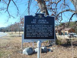 Saint James A.M.E. Church Cemetery