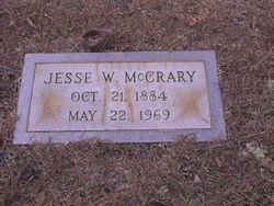 William Jesse McCrary