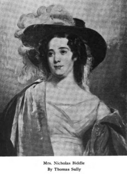 Jane Margaret Craig Biddle 1793 1856 Find A Grave Memorial