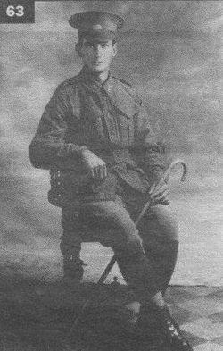Private John Frederick Rogers