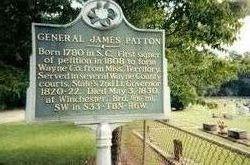 Gen James D. Patton