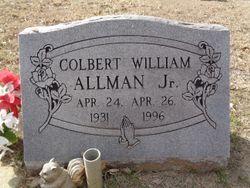 Colbert William Allman, Jr