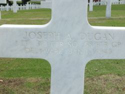 1Lt Joseph Andrew Dugan