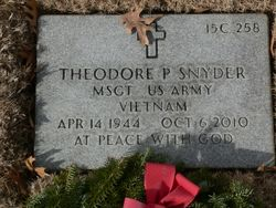 """Theodore Paul """"Ted"""" Snyder"""