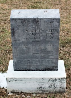 Tombstone Tuesday – Burchfiel Cemetery - Family Tree Writer
