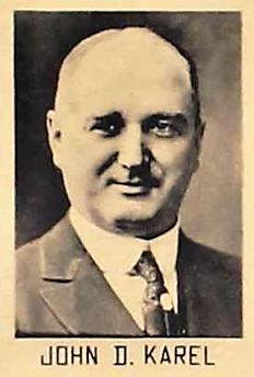 John D. Karel