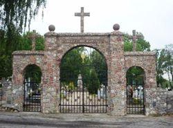 Cmentarz Parafialny, Krostkowo