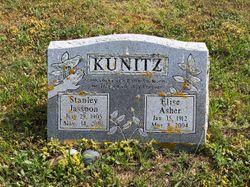 Elise <I>Asher</I> Kunitz